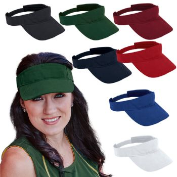 Personalised Polyester Visor